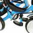 цена KidzMotion 3-х колесный Tobi Junior BLUE (115001/blue)