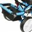 характеристики KidzMotion 3-х колесный Tobi Junior BLUE (115001/blue)
